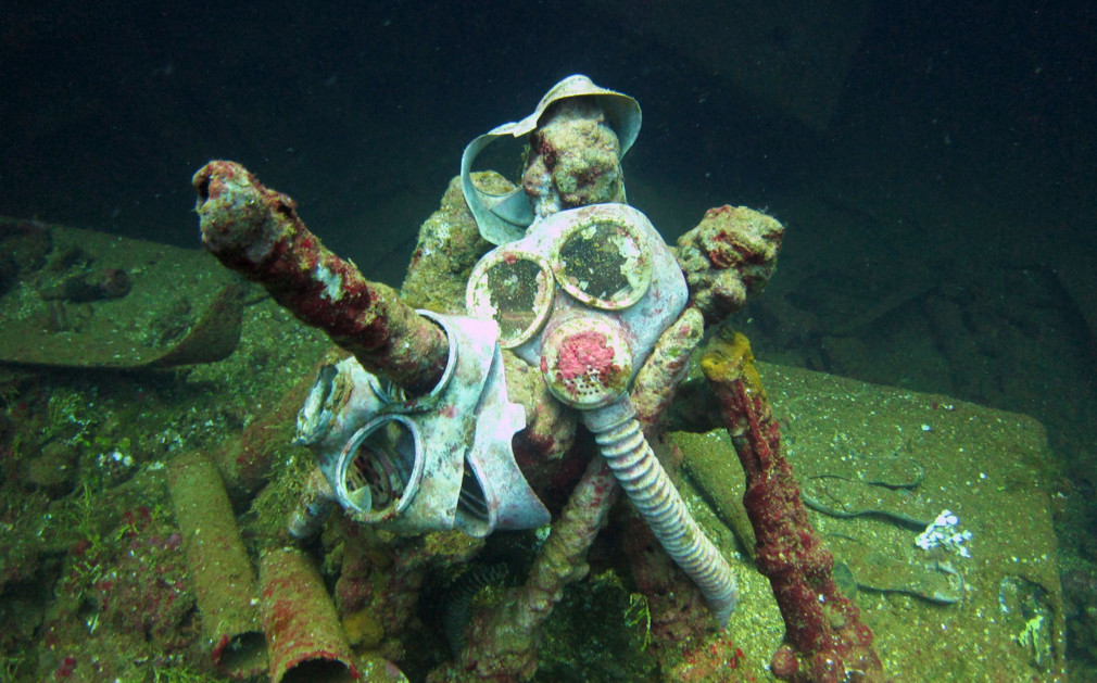 Chuuk Lagoon Diving Original Diving