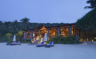 Picture of the Lagoon Club at Amanpulo