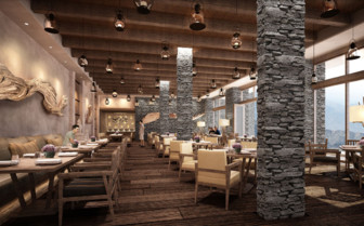 Dining at Alila Jabal Akhdar hotel