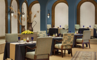Picture of the restaurant at the Oberoi Sahl Hasheesh