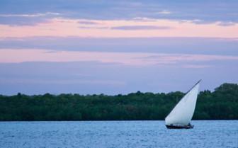 Sailing, Ibo Island