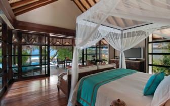 Picture of a Villa Bedroom at Kuda Huraa