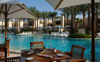 Picture of the Poolside at the Four Seasons Sharm El Sheikh