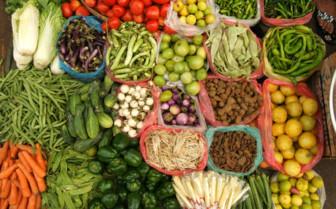 Burma vegetables