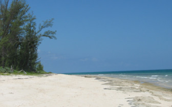 Picture of beach New Providence