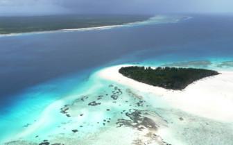 Picture of Zanzibar Island aerial