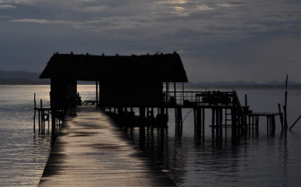 Picture of Pier in Sorido Bay