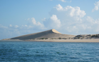 Picture of Sand dune south coast Mozambique
