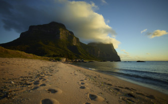 Picture of Beach on Lord Howe Island