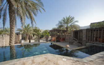 The Zighy Pool Villa exterior