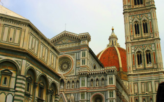 An alternative view of the Duomo