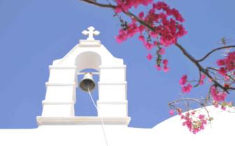 A Mykonos Church Bell