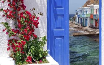 A Door onto the Aegean Sea