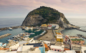 The town of Ischia