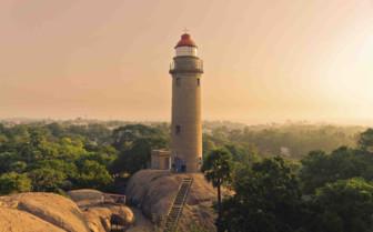 Lighthouse in Chennai