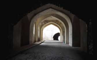 The Golconda Passage