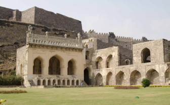 The Lawn of Golconda