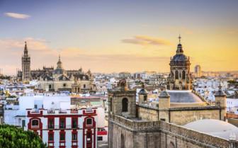 The Seville Skyline