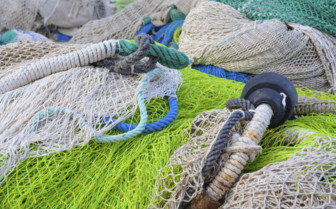 Tangled Fishing Nets