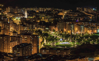 The Lights of Basque Country