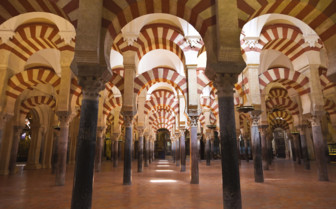 The Columns of Cordoba's Mosque