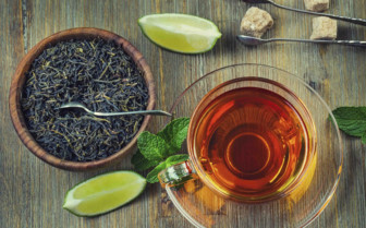 Traditional Darjeeling tea