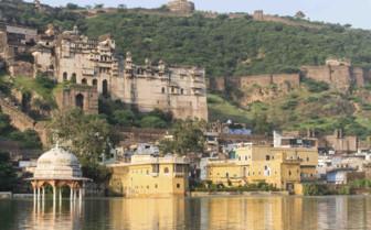 Fort at Bundi