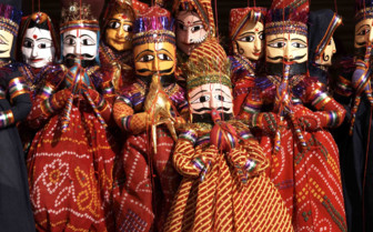 Dolls in India