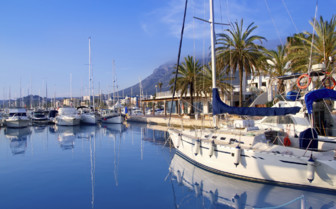 The Valencia Marina