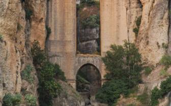 The Puento Nuevo in Andalucia