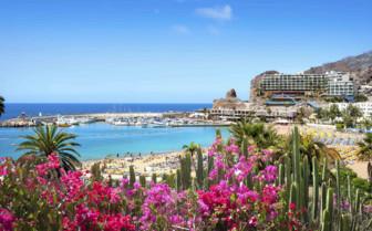 A Beach in Gran Canaria