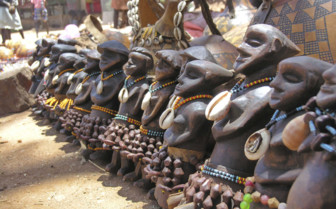 Hamer Tribal Art in Southern Ethiopia