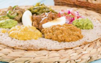 Fresh Ethiopian Food