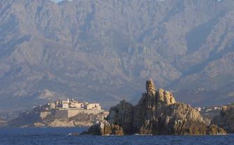 Lake of Corsica