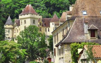 Rooftops of Bordeaux