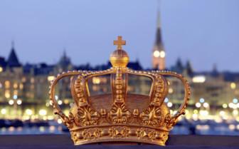 A Crown Against the City Skyline