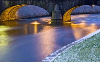 A Bridge in Stockholm