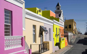 Colourful Streets of Cape Town