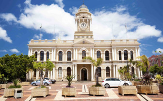 Port Elizabeth Building