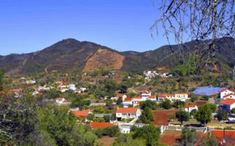 Town of La Monchique