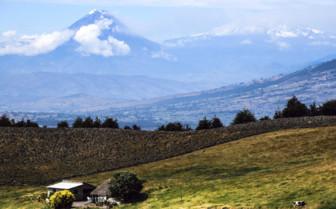 Tungurahue Altar Volcanoes
