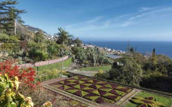 Botanical Gardens of Madeira