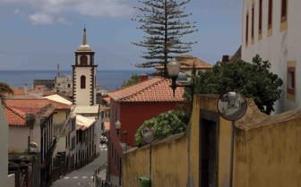 Street View of Madeira