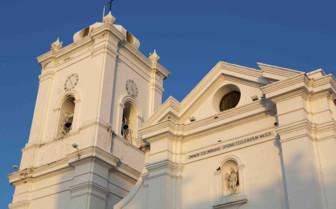 Cathedral in Santa Marta