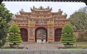 A Pagoda in Hue