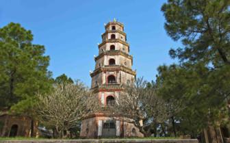 Tall Pagoda in Hue