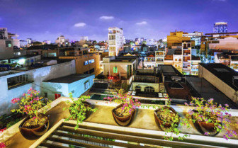 Rooftop View Ho Chi Minh