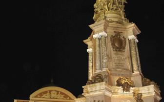Monument in Manaus