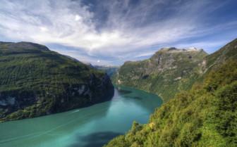 Gerirangerfjord - Norway