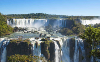 Waterfalls of Iguazu